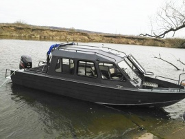 Катер Rusboat 75Н новый (русбот 75Н)