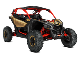 CAN-AM Side by Side MAVERICK X3 X RS